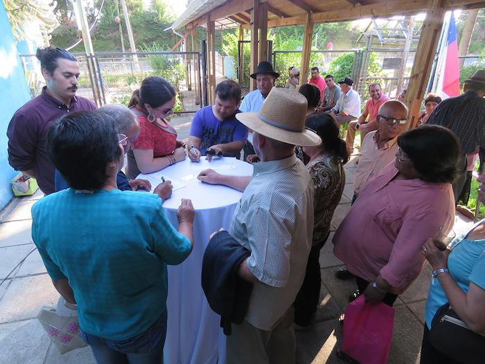 Pequeños horticultores maulinos acceden a nuevos mercados