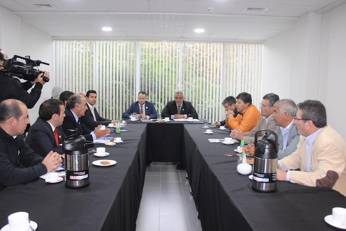 Comité Político valora coordinación en proyectos regionales
