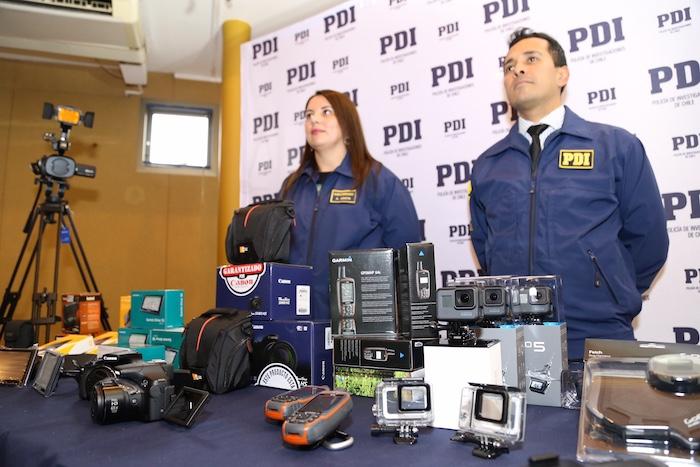 Gobierno Regional entregó a la PDI equipos tecnológicos destinados a la investigación de delitos