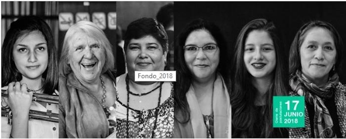 Abiertas postulaciones a Fondo Concursable Mujeres por la Equidad 2018