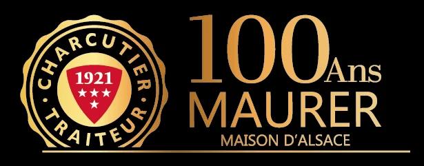 Logo 100 ans Maurer