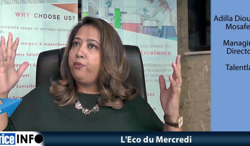 L'Eco du Mercredi - Adilla Diouman-Mosafeer