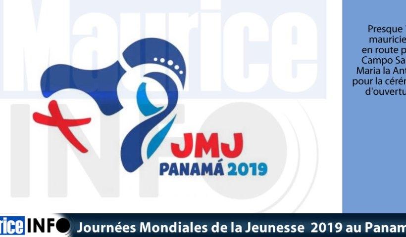 Journées Mondiales de la Jeunesse 2019 au Panama