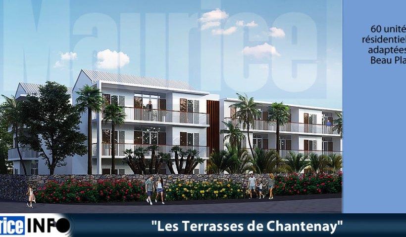 """""""Les Terrasses de Chantenay."""""""