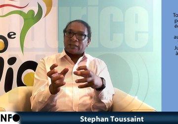 Stephan Toussaint