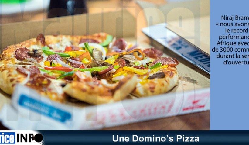 Une Domino's Pizza