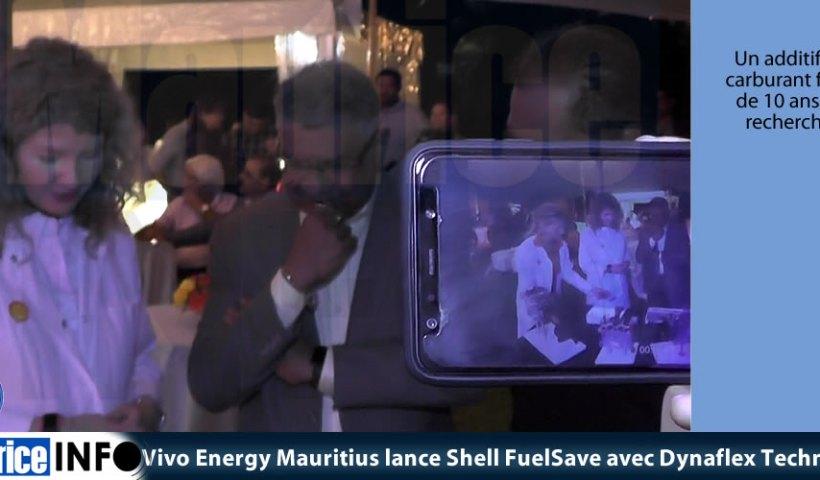 Vivo Energy Mauritius lance Shell FuelSave avec Dynaflex Technology