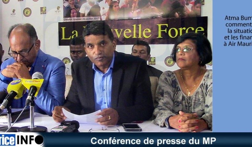 Conférence de presse du MP du 23 Février 2019