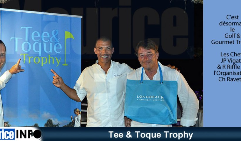 Tee & Toque Trophy
