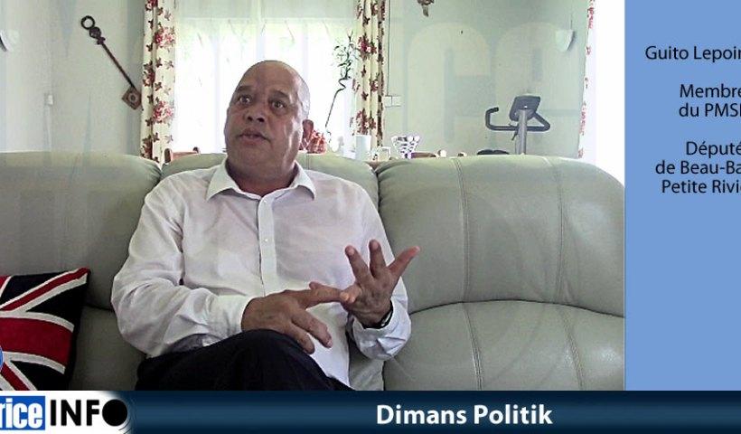 Dimans Politik de Guito Lepoigneur