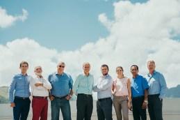 Directeurs d'Aptis et Managing Directors de ses entreprises