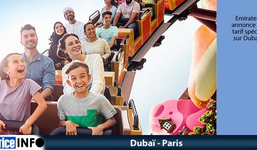 Dubai - Paris