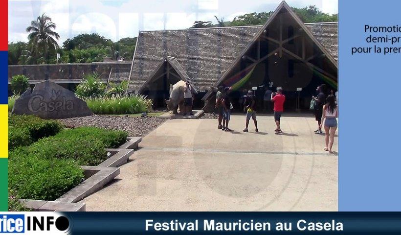 Festival Mauricien au Casela