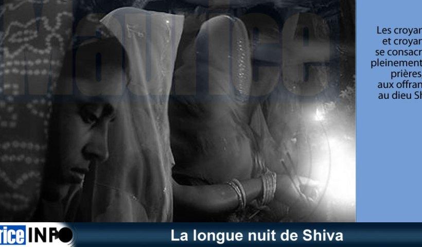La longue nuit de Shiva