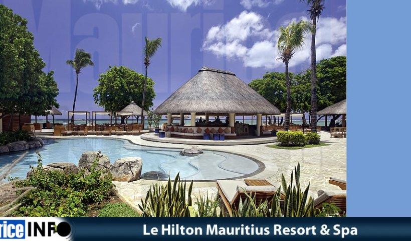 Le Hilton Mauritius Resort & Spa