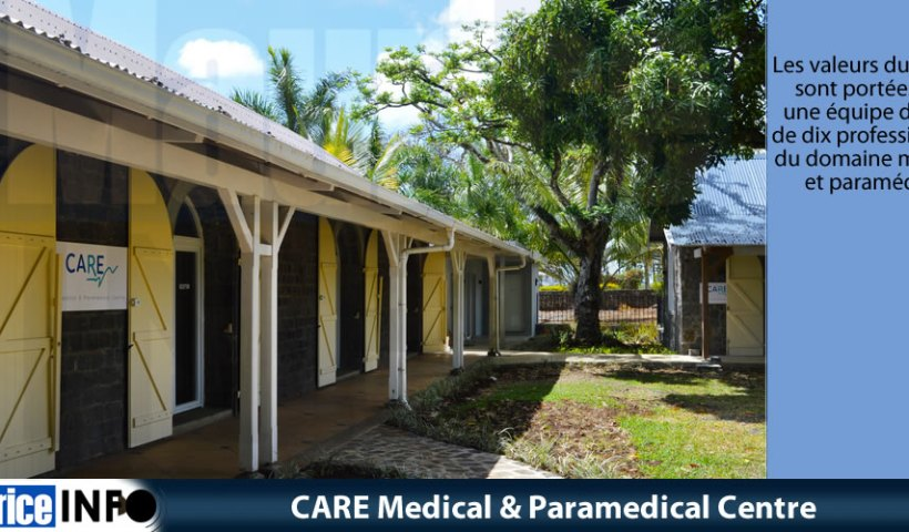CARE Medical & Paramedical Centre