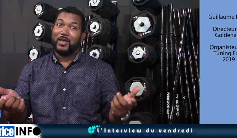L'Interview du Vendredi de Guillaume Noël