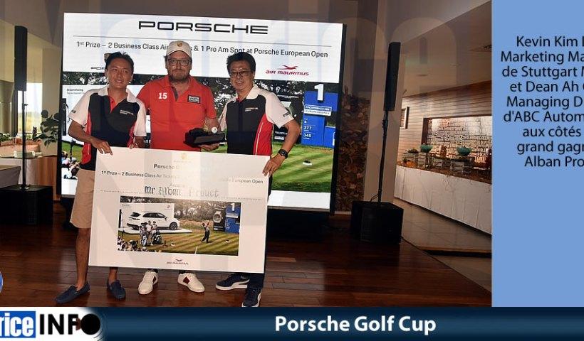 Porsche Golf Cup