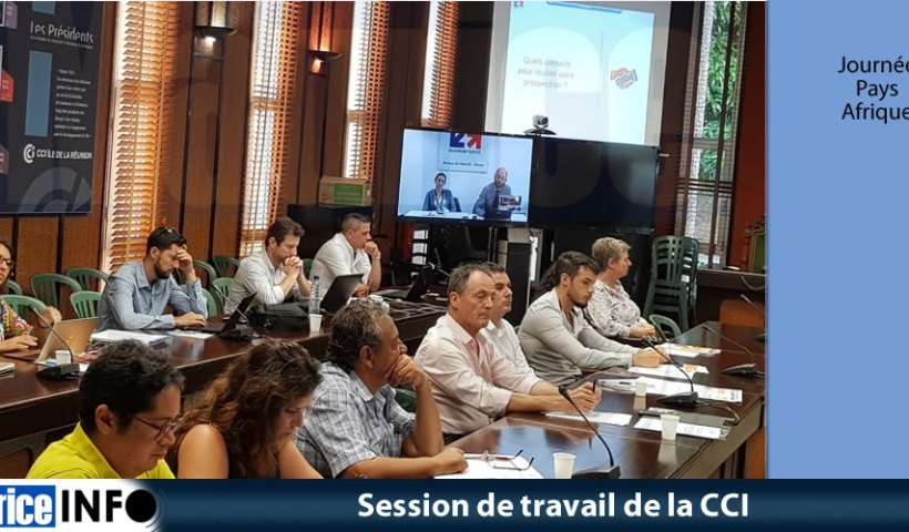Session de travail de la CCI