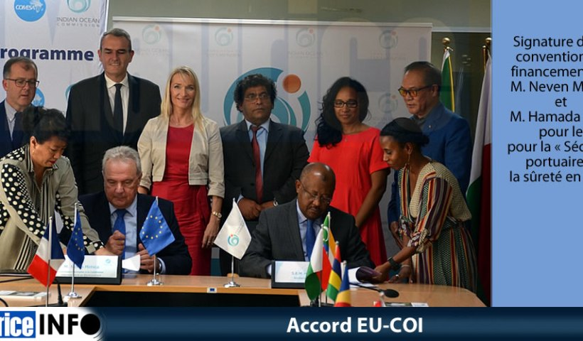 Accord EU-COI