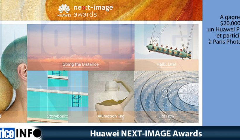 Huawei NEXT-IMAGE Awards