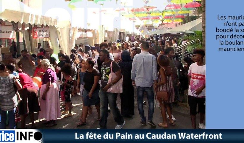 La fête du Pain au Caudan Waterfront