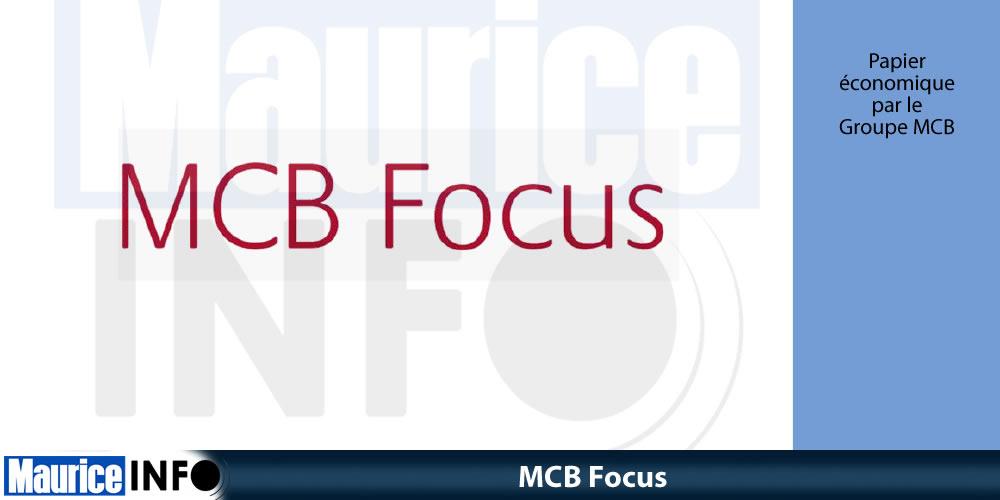 MCB Focus No 78 sur l'économie verte