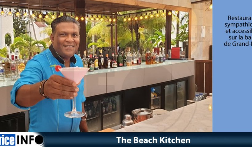 The Beach Kitchen