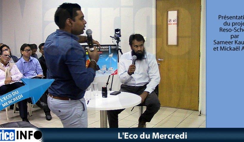 Eco du mercredi - Lancement du Club des Entrepreneurs de la Transition Energétique