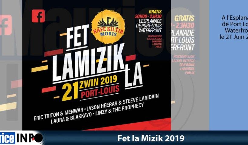 Fet la Mizik 2019