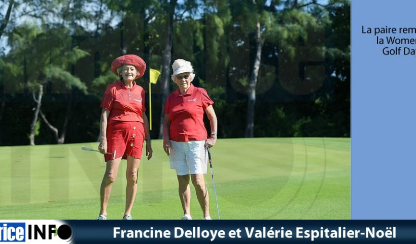 Francine Delloye et Valérie Espitalier-Noël