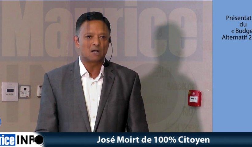 José Moirt de 100 Citoyen