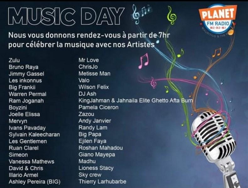 Planet Fm fête la musique