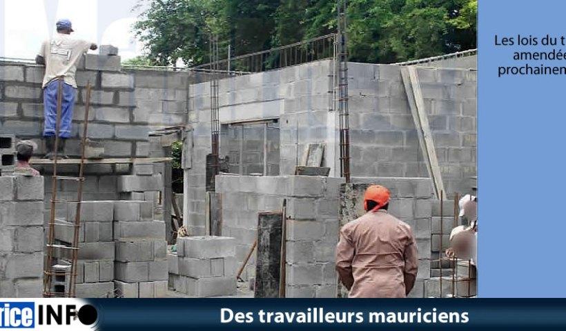 Des travailleurs mauriciens