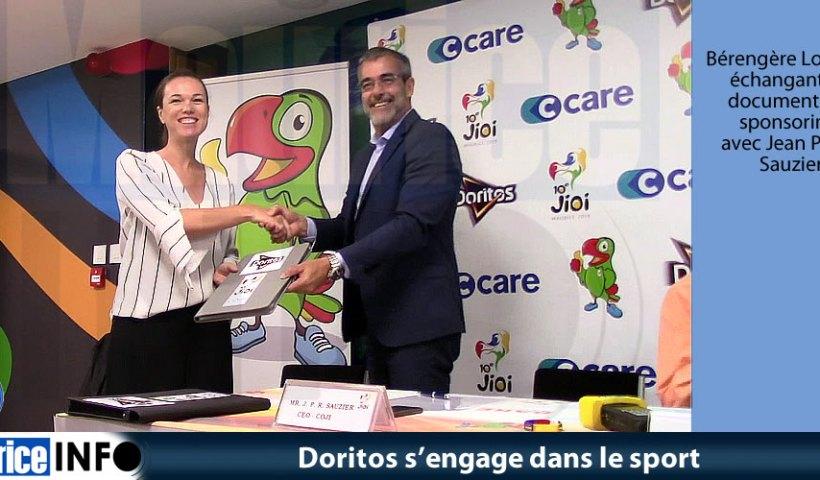 Doritos engage dans le sport