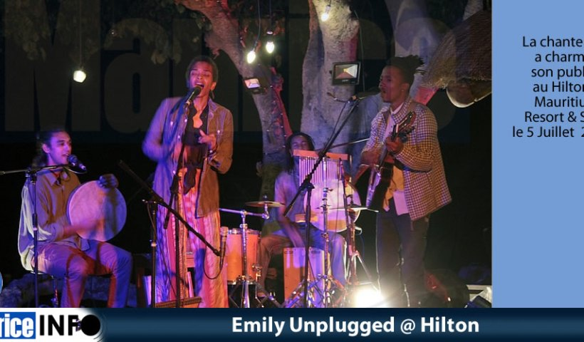 Emily Unplugged @ Hilton