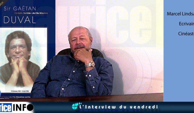 L'Interview du Vendredi de Marcel Lindsay Noë