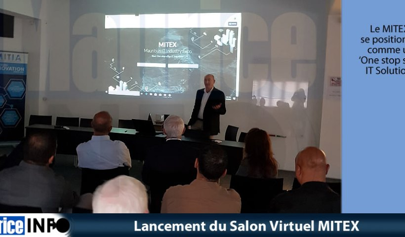 Lancement du Salon Virtuel MITEX