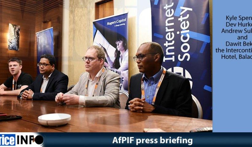 AfPIF press briefing