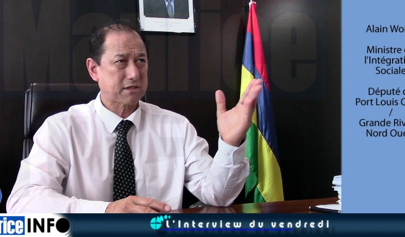 L'Interview du vendredi d'Alain Wong