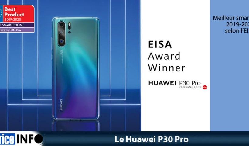 Le Huawei P30 Pro