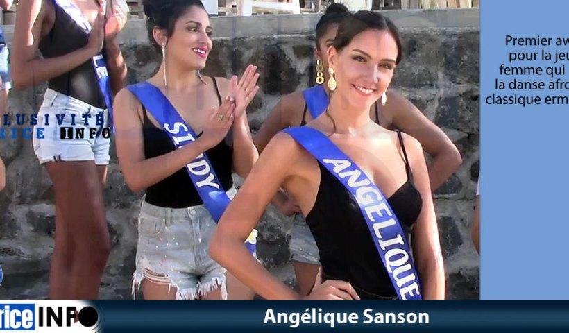 Angelique Sanson