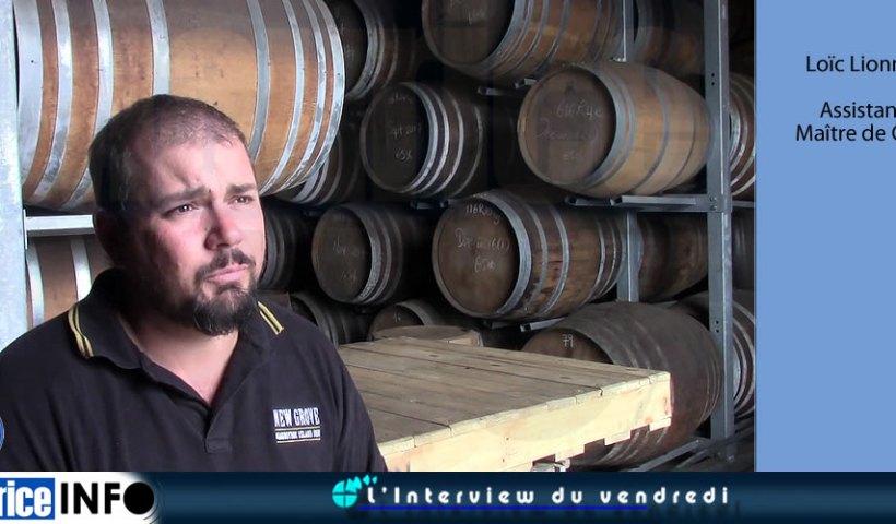 Interview du Vendredi de Loïc Lionnet