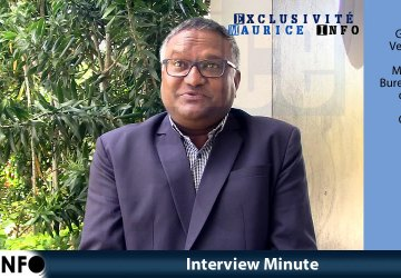 Interview Minute de Govinden Vencatasami