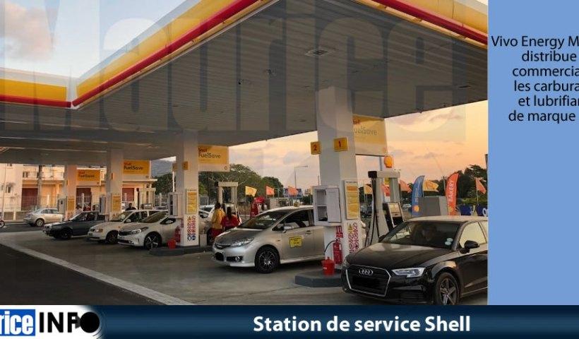 Station de service Shell