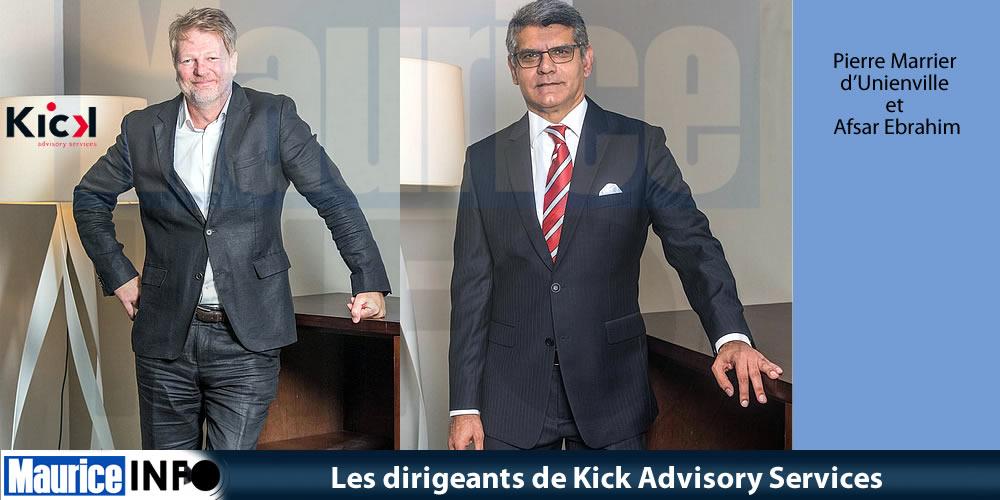KICK Advisory Services  offre une nouvelle formule  « d'accompagnement » de solutions financières sur mesures