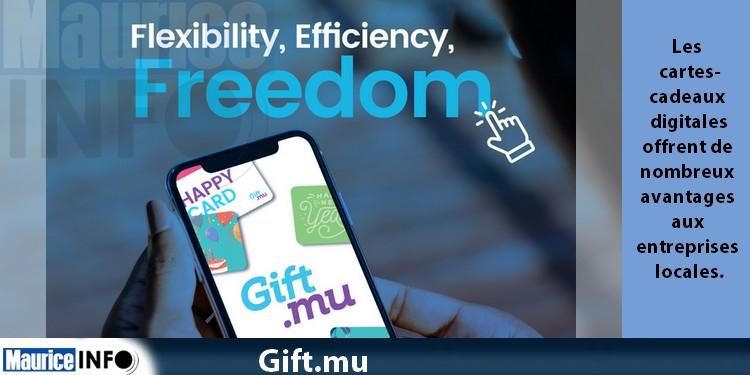 Gift.Mu : La Solution De Cartes-Cadeaux Digitales