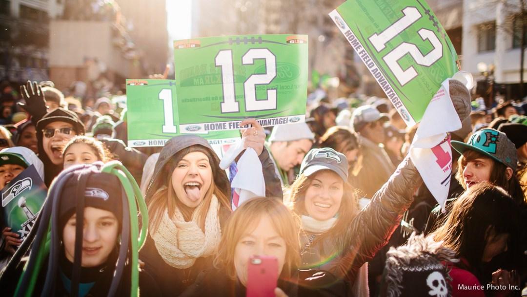 Seahawks Victory Parade
