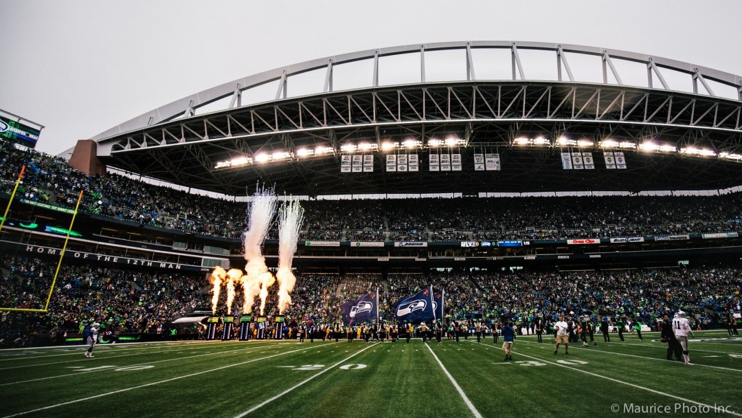Seattle Seahawks vs. Oakland Raiders