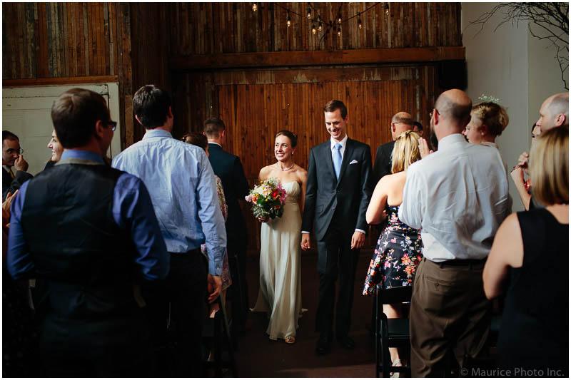 Sole Repair Shop Wedding Photos
